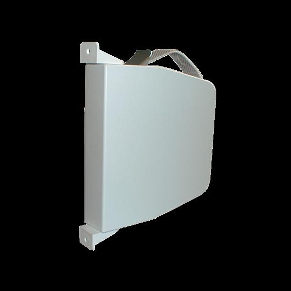 Maxi-Aufschraubschwenkwickler weiß mit 11 m Gurt beige, LA 170 mm