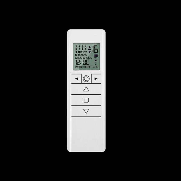 Handsender QCTX16SY Zentralsteuerung 16-Kanal - 868 MHz - mit Magnethalterung