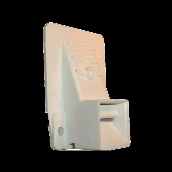 Gurtführung 35 mm mit Rand und Bürste