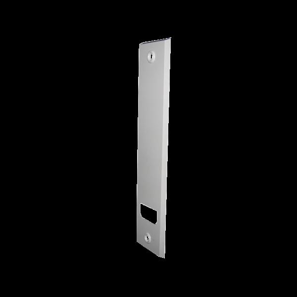 Abdeckplatte 12/16 m, LA 215 mm, weiß, Kunststoff
