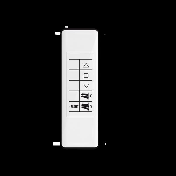 Handsender QCTX03Y 1-Kanal für Raffstore - 868 MHz - mit Magnethalterung