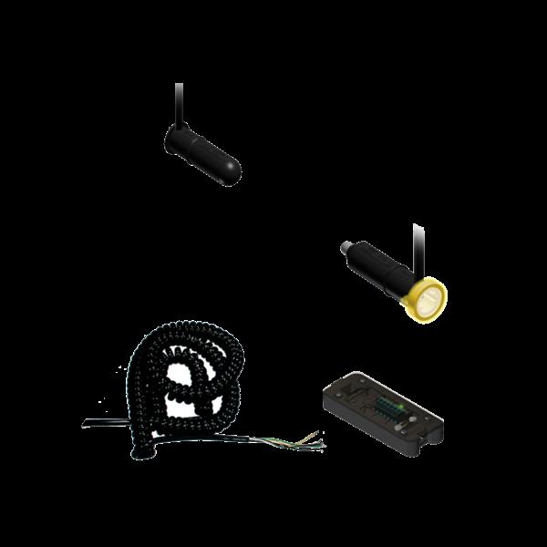 Schließkantensicherung QCSE Komplett-Set