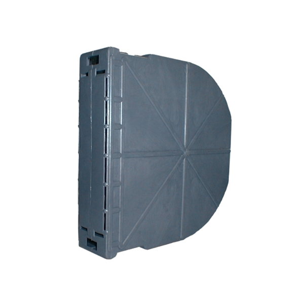 Mauerkasten Universal 10-12 m, LA 165 mm, Kunststoff