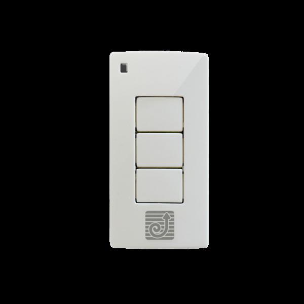 Handsender QCTIR weiß für Rolltore 433,92 MHz