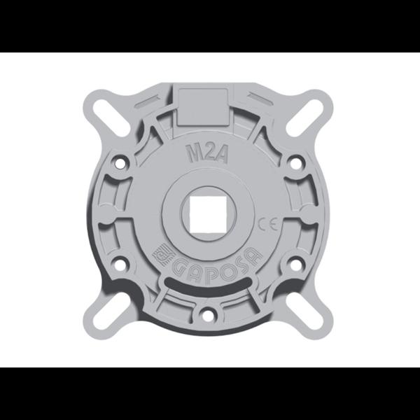 Adapter für Fangvorrichtung M2A von 18X18 auf 13x13