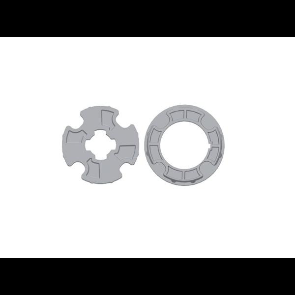 Adapter-Set für 78er Nutwelle