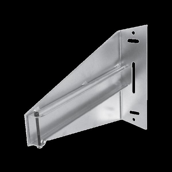 Wandkonsole Ausladung 350 mm, Höhe 250 mm, max. 100 kg