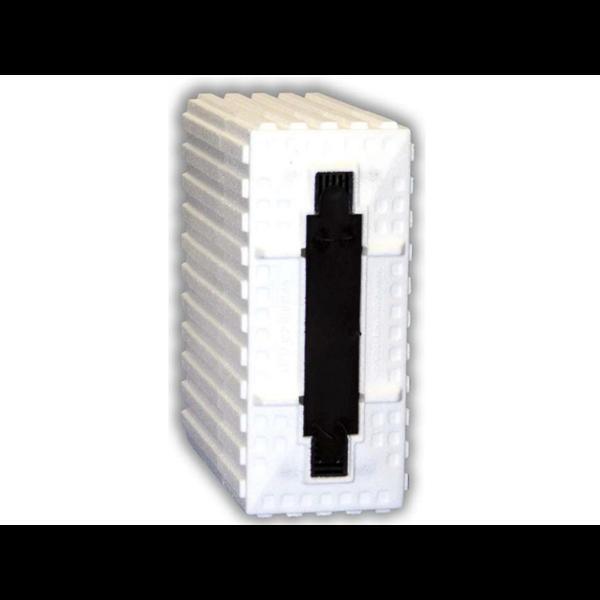 LIFO-Mauerkasten LIGHT wärmgedämmt 10-12 m, LA 160 - 185 mm