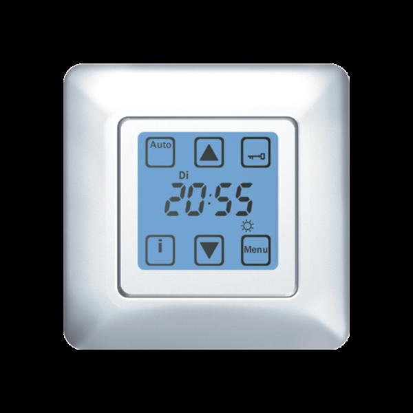 Steuerung Quattro ZE (10 Funktionen) UP mit 1Fach Rahmen