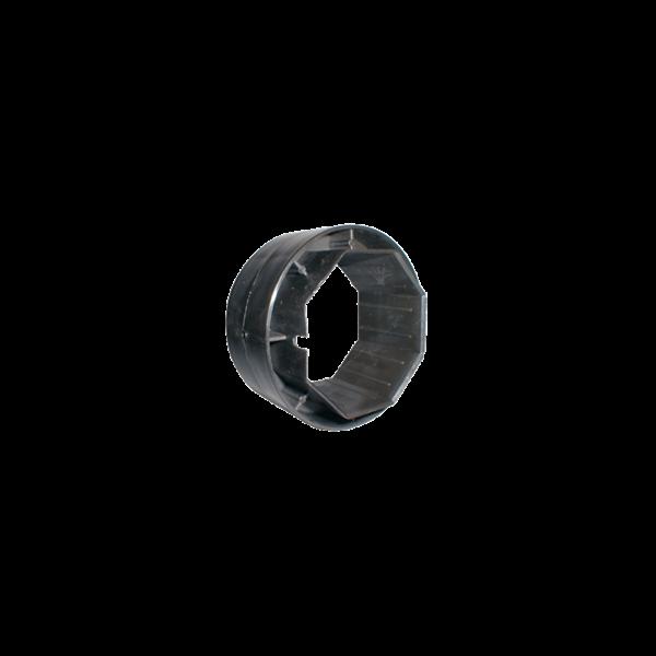 Aufrundungsring 100 mm ø für 70er Achtkantwelle