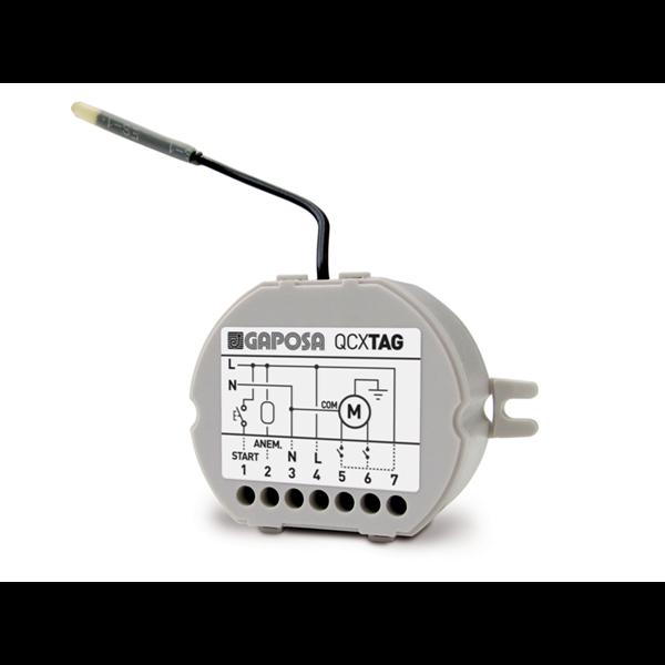 Funkmodul Unterputz QCXTAG ohne Sender 868 MHz