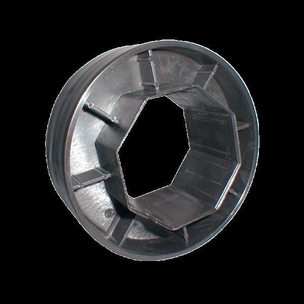 Aufrundungsring 130 mm ø für 70er Achtkantwelle