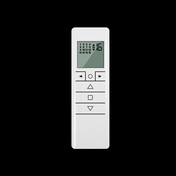 Handsender QCTX16Y 16-Kanal - 868 MHz - mit Magnethalterung