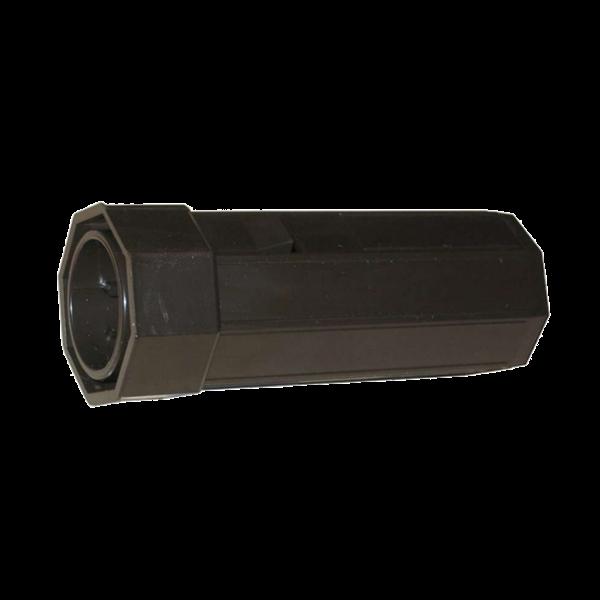 Mini-Walzenkappe 110 mm für Kugellagereinsatz 28 ø