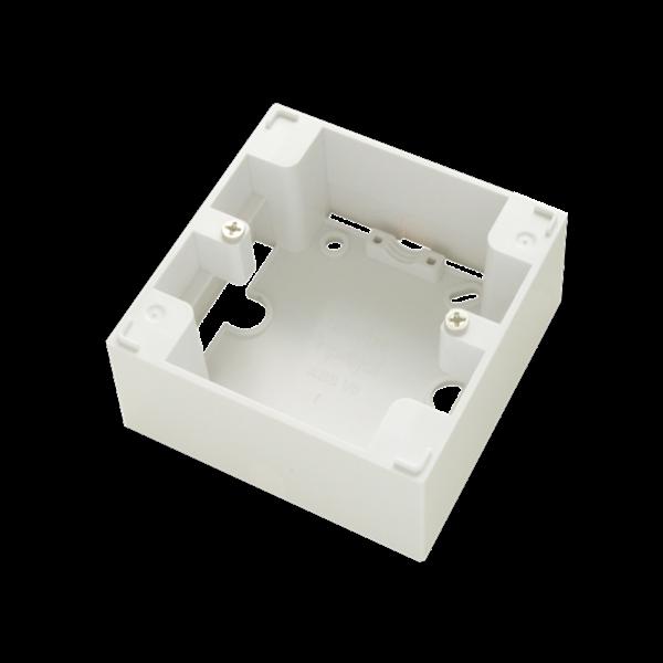 Aufputzgehäuse Drehschalter UP / elektr. Schalter / Rojal SAT