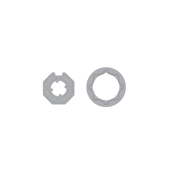 Adapter-Set SENSE für 60er Achtkantwelle