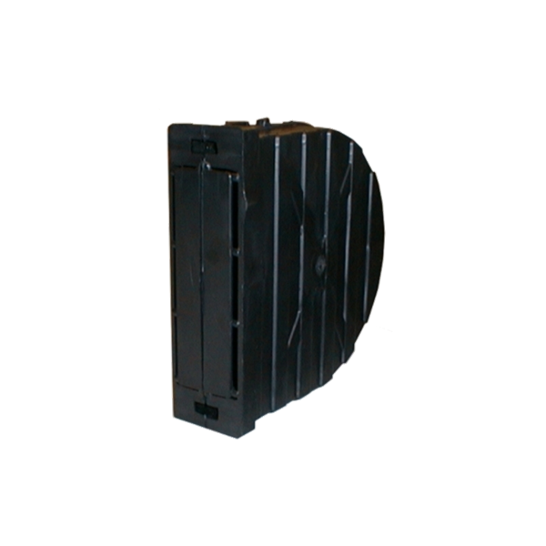 Mauerkasten 3-5 m, LA 135 mm, Kunststoff