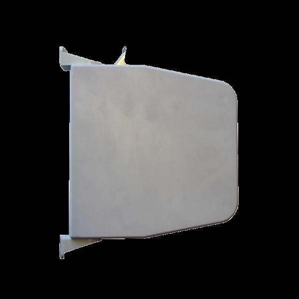 Maxi-Aufschraubschwenkwickler 6 m weiß ohne Gurt, LA 170 mm