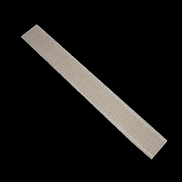 Aufzugsgurt 18 mm, gerollt 50 m, beige