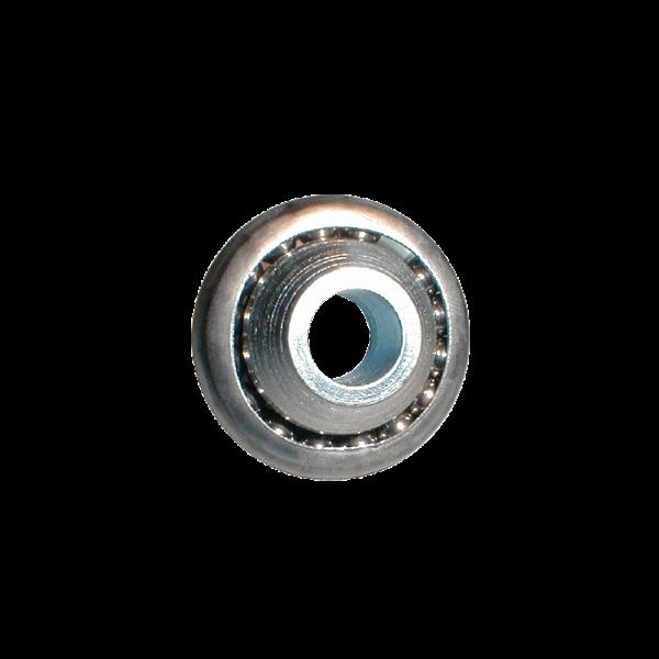 Kugellagereinsatz ø 40 mm, 18er Bohrung, Metallkern