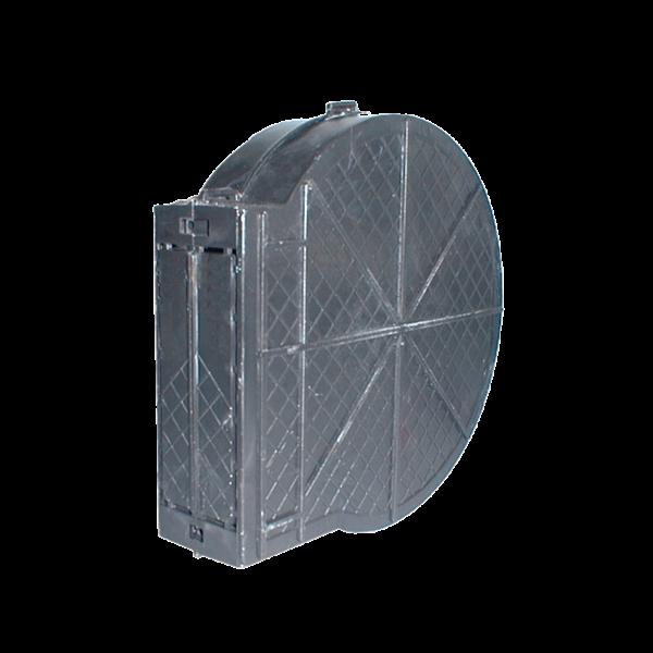 Mauerkasten 5 m, LA 105 mm, Kunststoff
