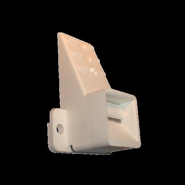 Gurtführung 35 mm ohne Rand mit Bürste