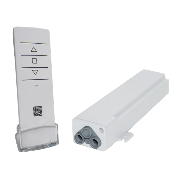 Funkmodul QCX09 inkl. Handsender QCTX1 1-Kanal 868 MHz