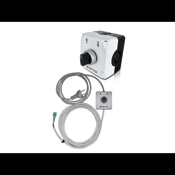 Drehschalter ACPS1C5 Aufputz