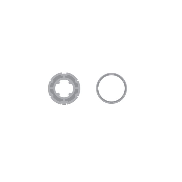 Adapter-Set SENSE für 78er Nutwelle